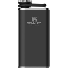 Stanley Classic Wide Mouth Flask 230ml matte black